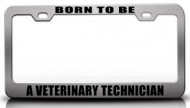 BORN TO BE A VETERINARY
