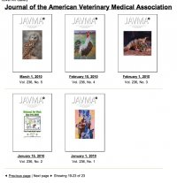 Cover of the Journal of
