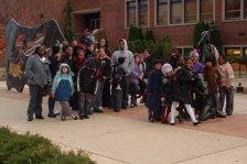 TBLA students visit Purdue