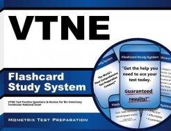 VTNE Flashcard Study System: