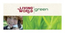Living World Green Logo and Banner-01