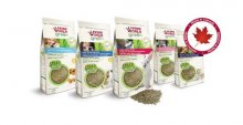 Living World Green Small ANimal Foods