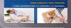 Emergency Veterinary Clinics