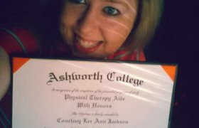 Ashworth College Veterinary Assistant