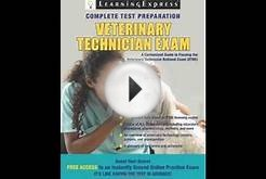 Education Book Review: Veterinary Technician Exam by