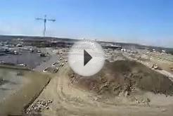 West Chester Medical Center construction time lapse